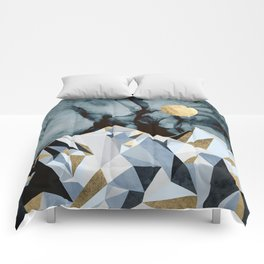 Midnight Peaks Comforters