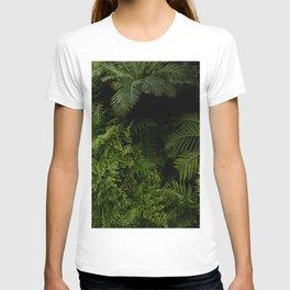 Tropical jungle. T-shirt