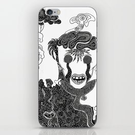 Alter Ego iPhone Skin