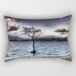 Lone Tree Rectangular Pillow