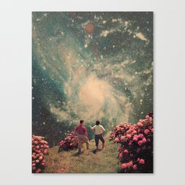 There will be Light in the End Canvas Print