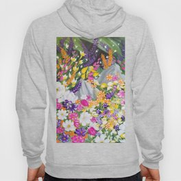 Flower and Garden Hoody