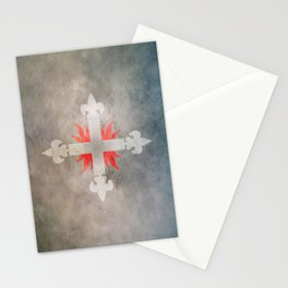 Ghosts of the Musketeers Stationery Cards