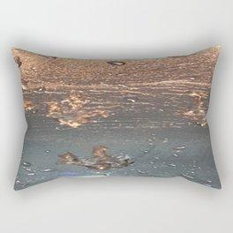 Defrost Rectangular Pillow