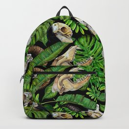VoodoWitch Pattern #13 with Background Backpack