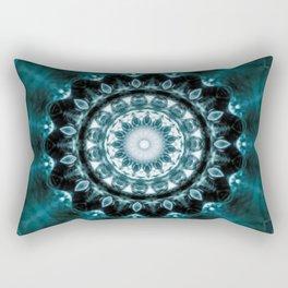 Cool Deep Mandala Rectangular Pillow