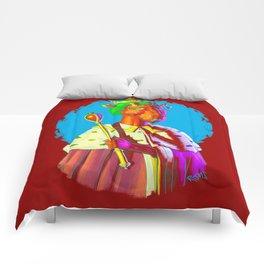 Queen Of What? Comforters