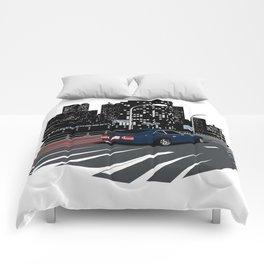 Wangan Z Comforters