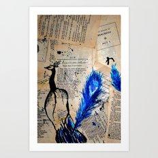 MCBTH Art Print