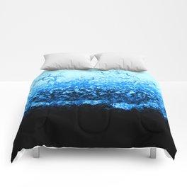 Water Splash Comforters