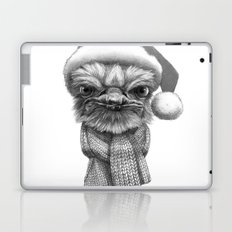 Christmas Ostrich G145 Laptop & iPad Skin