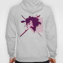 Fizzing Forth Pink Gin Hoody