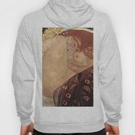 Danae  - Gustav Klimt Hoody