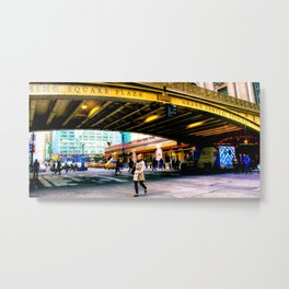 Grand Central terminal.. Metal Print
