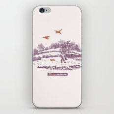 A Vintage Memory iPhone & iPod Skin