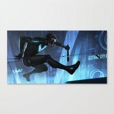 Nightwing Beyond Canvas Print