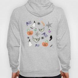Halloween pattern Hoody