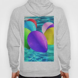 Balloon Pool Party Hoody