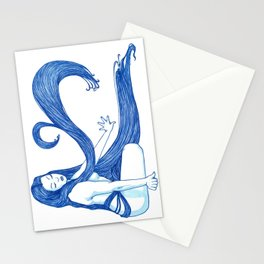 Wait Stationery Cards