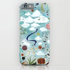 Let's Take the Train Slim Case iPhone 6