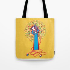 Pop Revolution Tote Bag