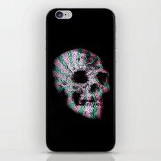 skull. iPhone & iPod Skin