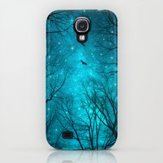 Stars Can't Shine Without Darkness Galaxy S4 Slim Case