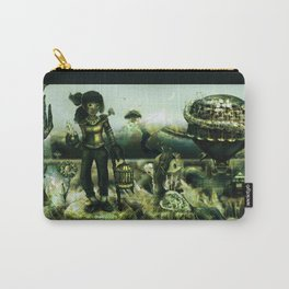 The Bird Keeper Carry-All Pouch