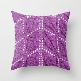 Maude Heath Throw Pillow