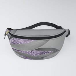 Agave Finesse Glitter Glam #4 #tropical #decor #art #society6 Fanny Pack