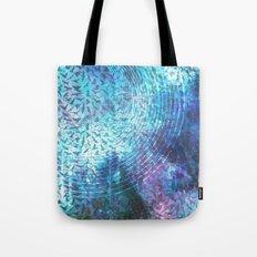 Bird Cosmos Tote Bag