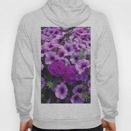 wonderful lilac flower mix Hoody