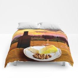 Twilight Time Comforters