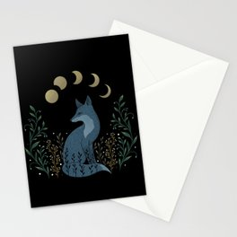 Fox on the Hill Stationery Cards