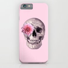 FLOWER SKULL iPhone 6s Slim Case