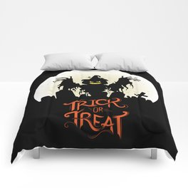 Jeepers Creepers Comforters