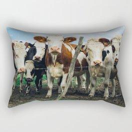 The Girls Rectangular Pillow