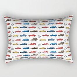 Matra Pattern Rectangular Pillow