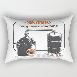 Slavic Happiness Machine Rectangular Pillow