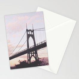 St. John's Bridge  Stationery Cards