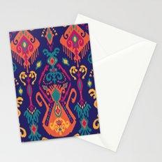 Cloud Tie Deep Ocean Stationery Cards