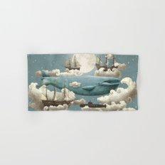 Ocean Meets Sky - colour option Hand & Bath Towel
