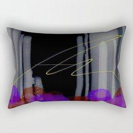 Eighteen Shots Rectangular Pillow