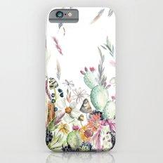 Santa Fe Cactus Love iPhone 6s Slim Case