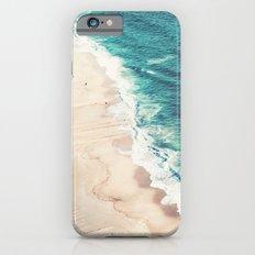 Beach Nazare iPhone 6 Slim Case