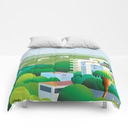 Acapulco Breeze Comforters