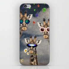 Animal Collection -- Let's Take  A Selfie iPhone & iPod Skin