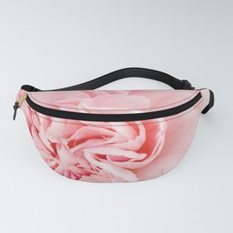Pale Pink Carnations 3 Fanny Pack