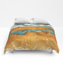 Desert River Comforters
