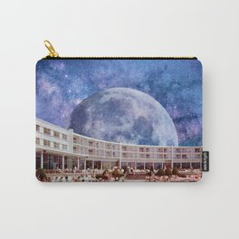 Summer in Space Carry-All Pouch
